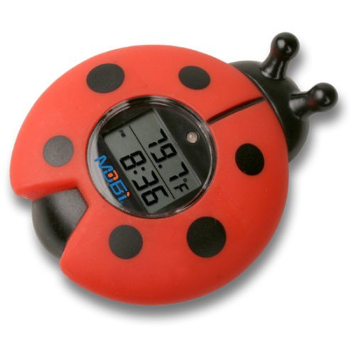 Ladybug Bath Thermometer - Mobi