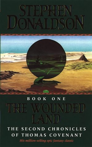 Image for The Wounded Land (The Second Chronicles of Thomas Covenant)