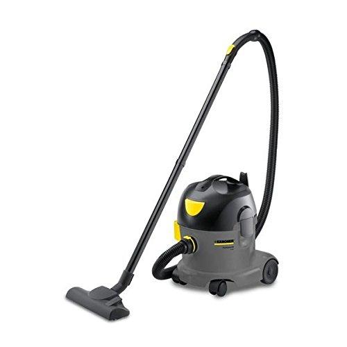 Krcher-T-101-Drum-vacuum-cleaner-10l-1250W-E-Schwarz-Grau-Gelb-Staubsauger-Drum-vacuum-E-Trocken-Professionell-Teppich-Harter-Boden-Schwarz-Grau-Gelb