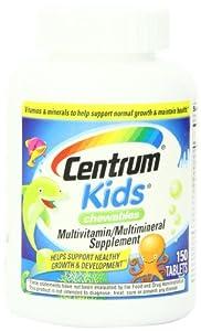 Centrum Kids Chewables,  150 Count