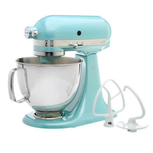 Sale!! KitchenAid RRK150AZ 5 Qt. Artisan Series - Azure Blue (Certified Refurbished)