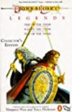 "Dragonlance Legends Omnibus: "" Time of the Twins "" , "" War of the Twins "" and "" Test of the Twins "" (TSR Fantasy)"