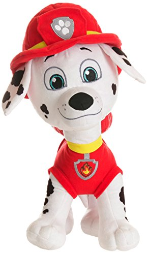 Great Features Of Paw Patrol Cuddle Pillow, Marshall