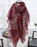 Dealzip Inc®Women's Ladies Girls Classic Plaid Long Wrap Scarf Shawl Muffler+Random gift