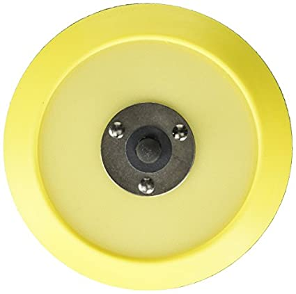 Chemical-Guys-BUFLCBPDA6-Dual-Action-Hook-and-Loop-Moulded-Urethane-Flexible-6-inch-Backing-Plate