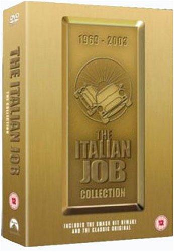 Italian Job, the [Edizione: Regno Unito]