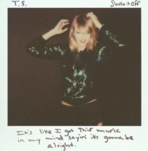 Taylor Swift - Shake It Off (CDS) - Zortam Music