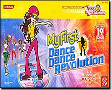 My First Dance Dance Revolution
