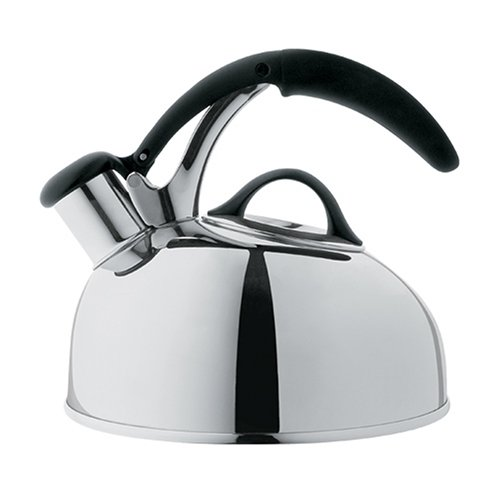 OXO Good Grips Pick Me Up Tea Kettle, Polished Stainless