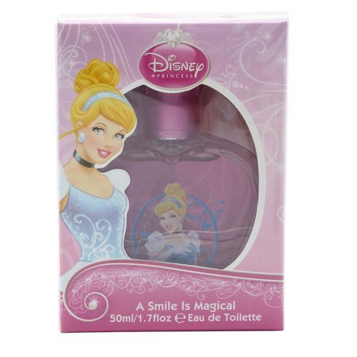 Disney Cinderella A Smile is Magical Eau de Toilette Vaporizzatore - 50 ml