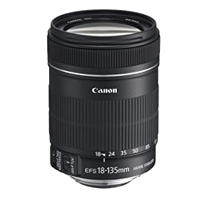 Canon Cameras-Ef-S 18-135Mm F/3.5-5.6 Is