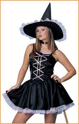 Halloween Costumes Trendy Witch Costume Adult
