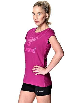 Amazon.com: Hummel Sport Women's Hummel Classic Bee T-shirt Small