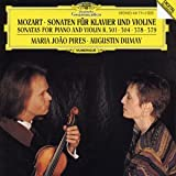 Image of Mozart:Sonatas For Piano & Violin