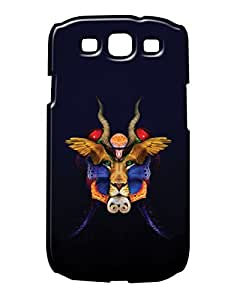 Pickpattern Back Cover for Galaxy S3 i9300