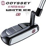 オデッセイ ODYSSEY ゴルフ ホワイトアイス WHITE ICE iX #5 パター クランクホーゼル 33インチ