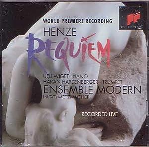 Hans Werner Henze: Requiem