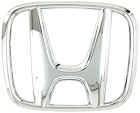 Genuine Honda Accessories 75700-S9A-G00 Honda Grille Emblem