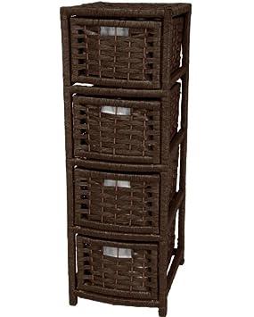 Narrow Storage Drawers