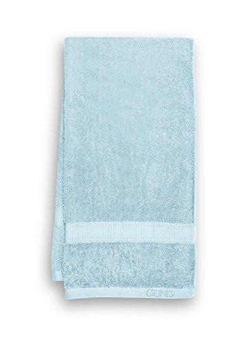 GUND Bear Essential Ringspun Bath Towel, Peek A Blue, 24'' By 48''