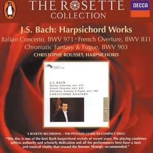 J.S. Bach: Harpsichord Works