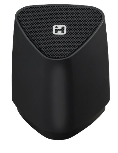 Ihome Ihm64Bc Rechargeable Mini Speaker (Black)