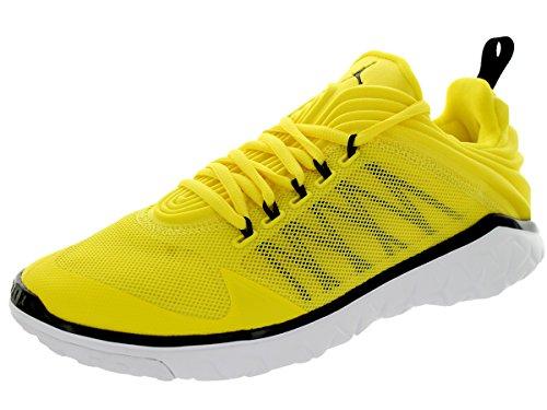 a55cf7213c020d Mua Giày chạy bộ Nike Jordan Men s Jordan Flight Flex Trainer Vibrant  Yellow Black White Training Shoe 8.5 Men US
