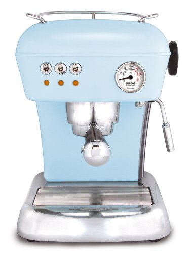 ASCASO DREAM espresso machine kid blue