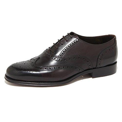 8669N scarpe SAXONE marrone scarpe uomo shoes men [8.5]
