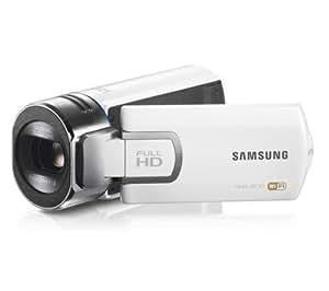 SAMSUNG Caméscope haute définition QF30 - blanc