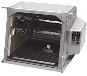 Ronco ST5000PLGEN Showtime Rotisserie Platinum Edition from Popeil Inventions LLC