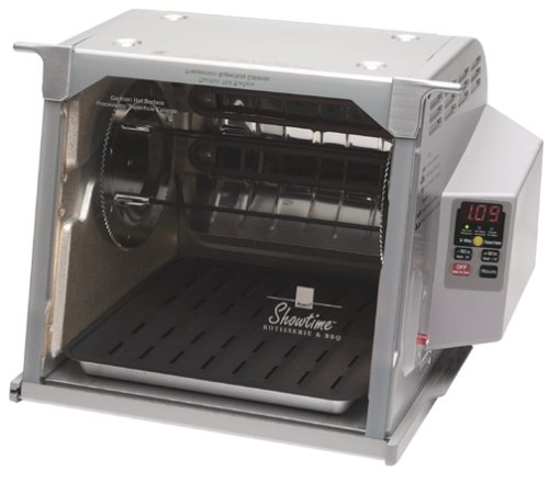 Best Buy! Ronco ST5000PLGEN Showtime Rotisserie Platinum Edition