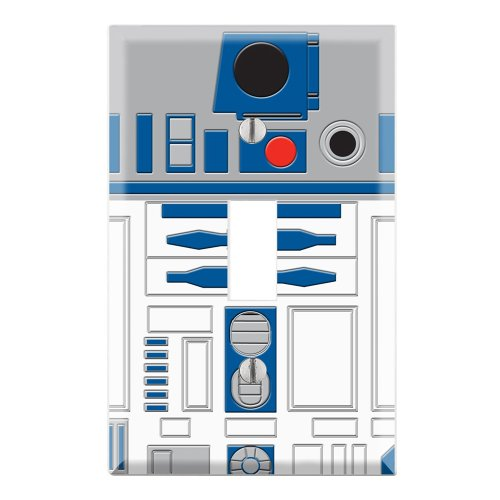 Star Wars R2-D2 R2D2 Decorative Single Toggle Light Switch Wall Plate Cover front-41817