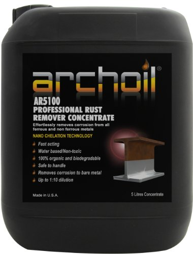 Archoil AR5100 Water Based High Concentration Corrosion Remover (5 Litre)