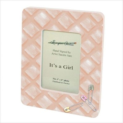 It's a Girl Small Picture Frame