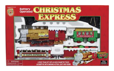 CHRISTMAS LIGHT COMPANY 15046-112 EXPRESS TRAIN - Buy CHRISTMAS LIGHT COMPANY 15046-112 EXPRESS TRAIN - Purchase CHRISTMAS LIGHT COMPANY 15046-112 EXPRESS TRAIN (CHRISTMAS LIGHT COMPANY, Toys & Games,Categories,Play Vehicles,Trains & Railway Sets)