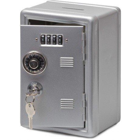 Metal Locker Safe Style Money Bank - 1