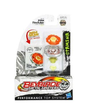 Beyblade Metal Masters -Stamina Battle Top #BB59 Burn Fireblaze волчок qaulity beyblade 42104