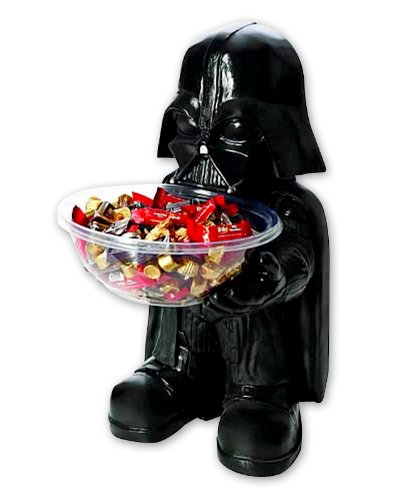 Star Wars Candy Bowl Holder Darth Vader Süßigkeite
