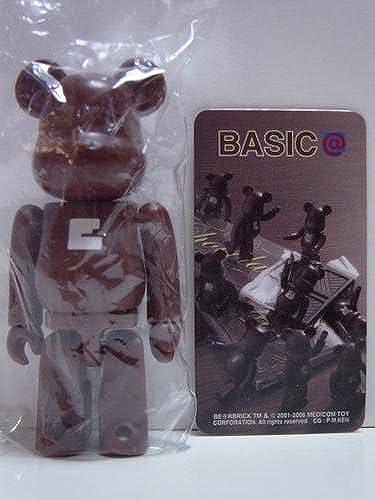 [해외] BE@RBRICK 베어브릭 SERIES12 BASIC - E