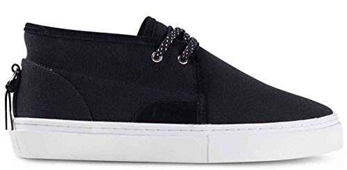 Clear Weather Lakota Black Canvas Size 10 US