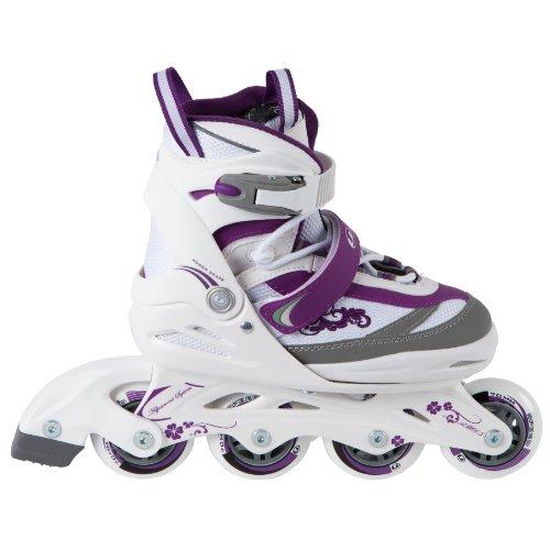 ultrasport-rollers-u-turn-pour-enfants-adolescents-a-taille-reglable-blanc-pourpre-taille-29-33