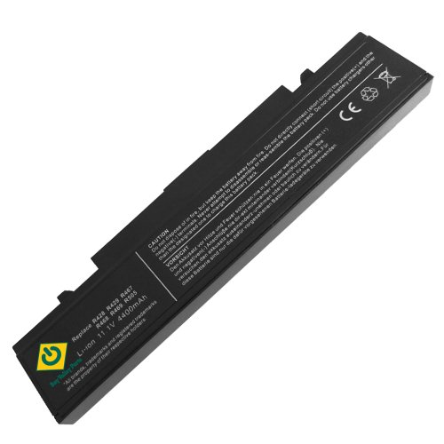 Bay Valley Parts 6 Cell 11.1V 5200mAh New Replacement Laptop Battery for SAMSUNG: E152,E251,E252,E372,NP-E152,NP-E251,NP-E252,NP-E372,NT-E152,NT-E251,NT-E252,P210,P230,P330,P428,P430,P460,P480,P510,P530,Q210,Q230,Q310,Q318,Q320,Q322,Q428,Q430,Q520,Q528,R4