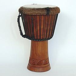 Djembe Drum Professional Guinea Classic Lenke Wood