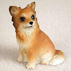 Amazon.com - Conversation Concepts Miniature Chihuahua Longhaired Tan