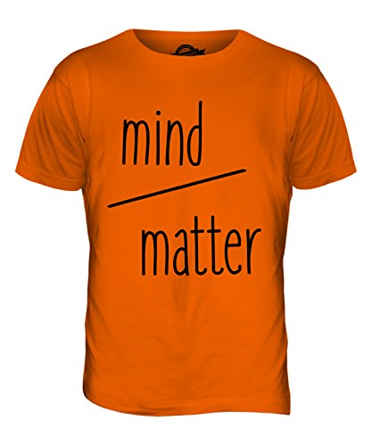 candymix-mind-over-matter-willenssache-herren-t-shirt-grosse-large-farbe-orange