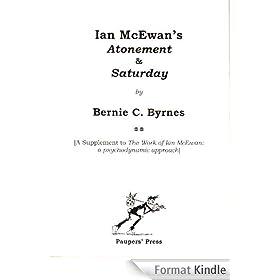 Ian McEwan's 'Atonement' and 'Saturday' (English Edition)