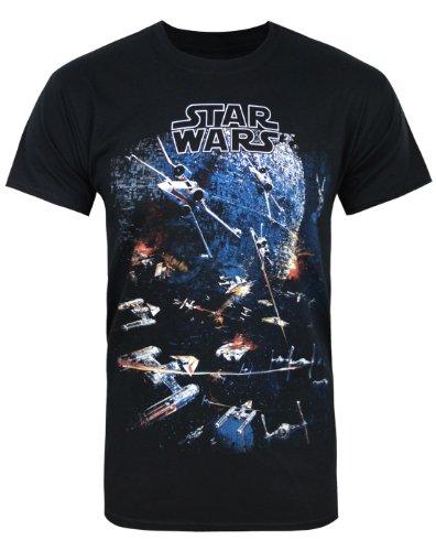 Official Star Wars Universe Men's T-Shirt (L)