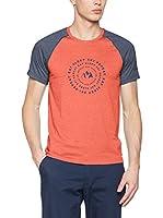 ZZZ-PEAK PERFORMANCE Camiseta Técnica Track (Rojo Fuego)