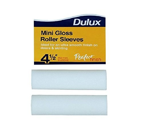 dulux-perfect-cover-mini-gloss-roller-sleeve-pack-of-2-by-dulux